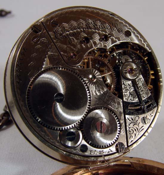 Elgin Pocket Watch Serial Number Look Up